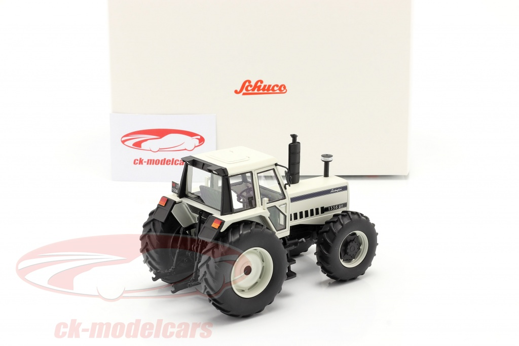schuco-1-32-lamborghini-1556-dt-tractor-blanco-450910500/