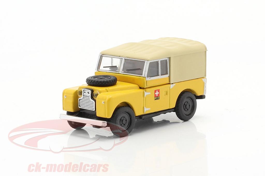 schuco-1-87-land-rover-88-ptt-giallo-452662200/