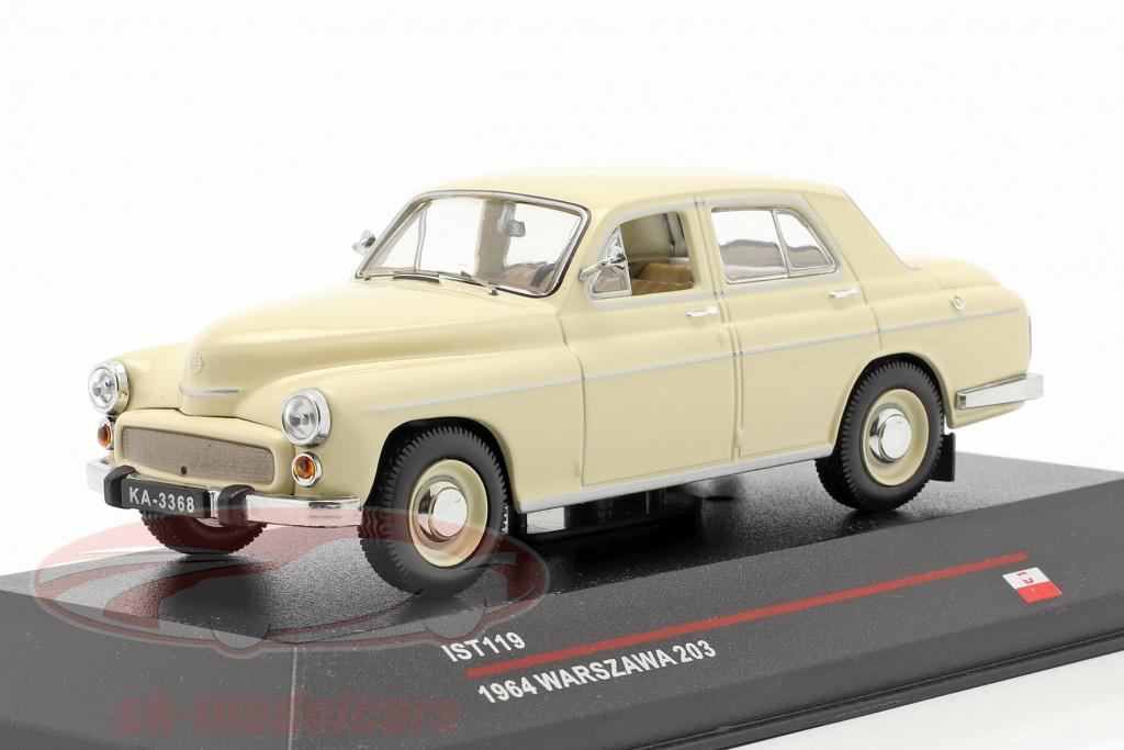 ist-models-1-43-warszawa-203-anno-1964-beige-ist119/