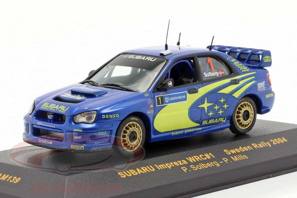 ixo-1-43-subaru-impreza-wrc-no1-corrida-suecia-2004-solberg-mills-ram139/