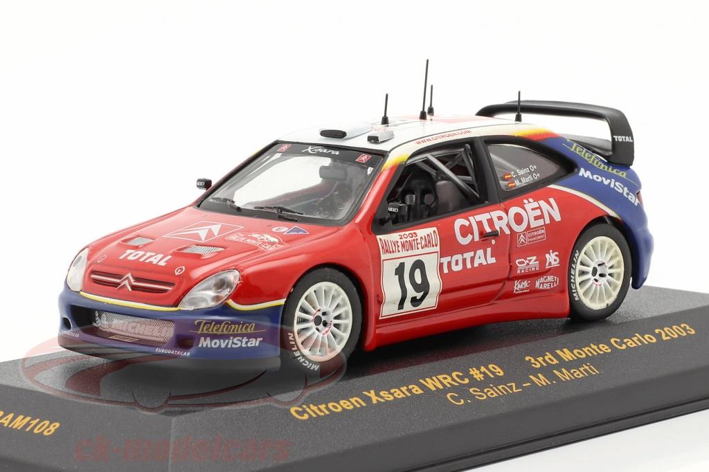ixo-1-43-citroen-xsara-wrc-no19-corrida-monte-carlo-2003-sainz-marti-ram108/