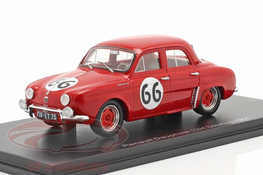 spark-1-43-renault-dauphine-no66-12h-sebring-1957-frere-lucas-s5220/