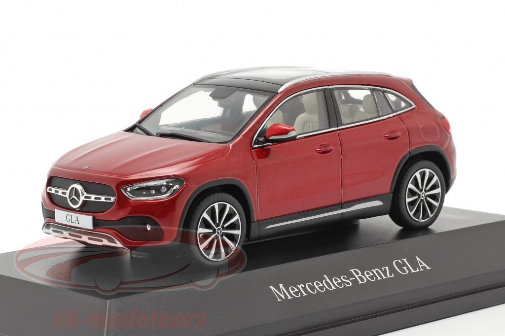 spark-1-43-mercedes-benz-gla-h247-bouwjaar-2020-designo-patagoni-rood-bright-b66961035/