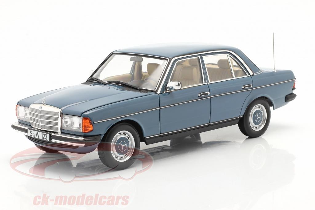 norev-1-18-mercedes-benz-200-w123-ano-de-construccion-1980-1985-azul-china-b66040675/