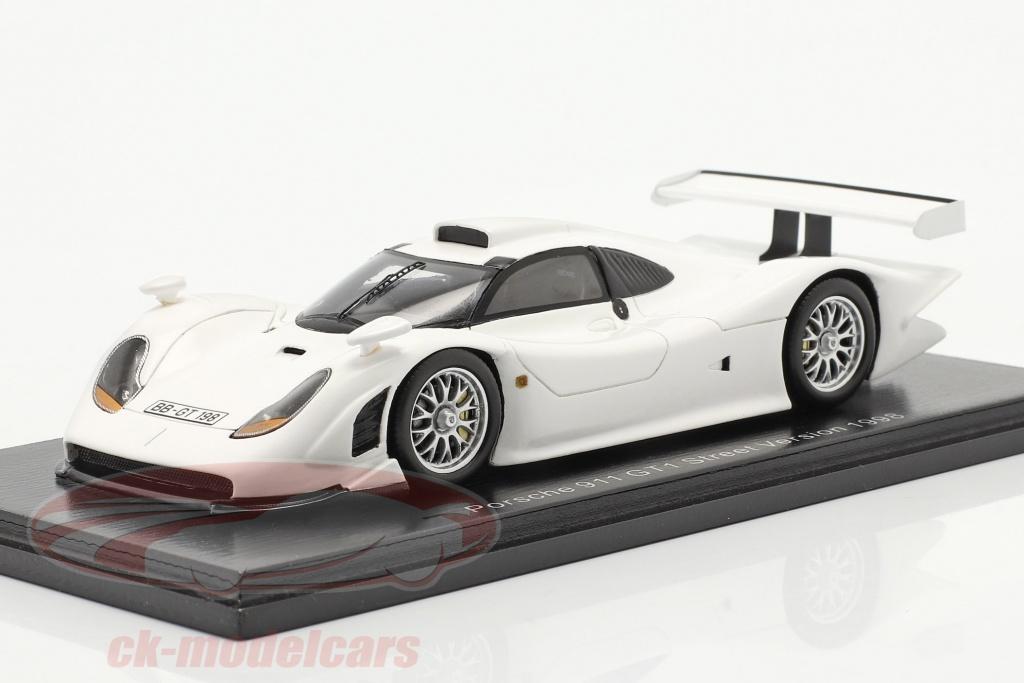 spark-1-43-porsche-911-gt1-street-version-1998-hvid-s5998/