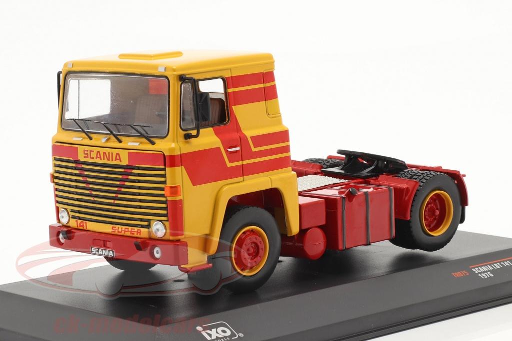 ixo-1-43-scania-lbt-141-anno-di-costruzione-1976-giallo-rosso-tr075/
