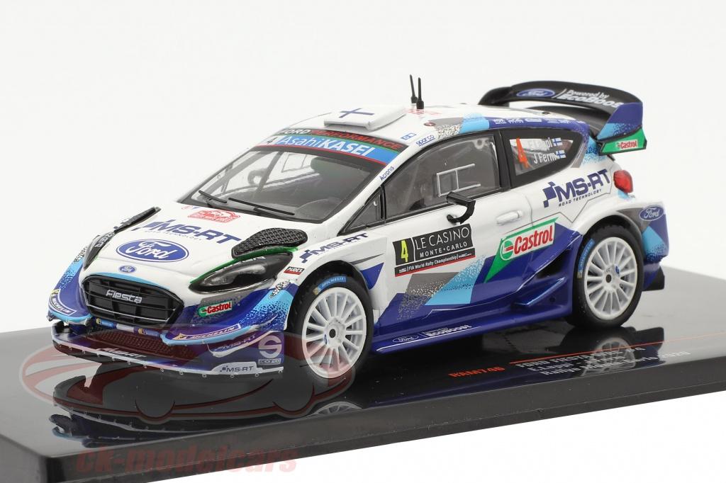 ixo-1-43-ford-fiesta-wrc-no4-rallye-monte-carlo-2020-lappi-ferm-ram746/