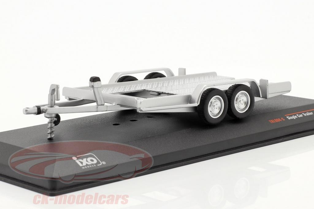 ixo-1-43-hanger-aanhangwagen-voor-autono39s-zilver-trl004-s/