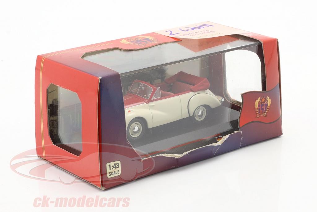 ist-models-1-43-ifa-f9-cabrio-anno-di-costruzione-1953-bianca-rosso-2-scelta-ck67948-2-wahl/