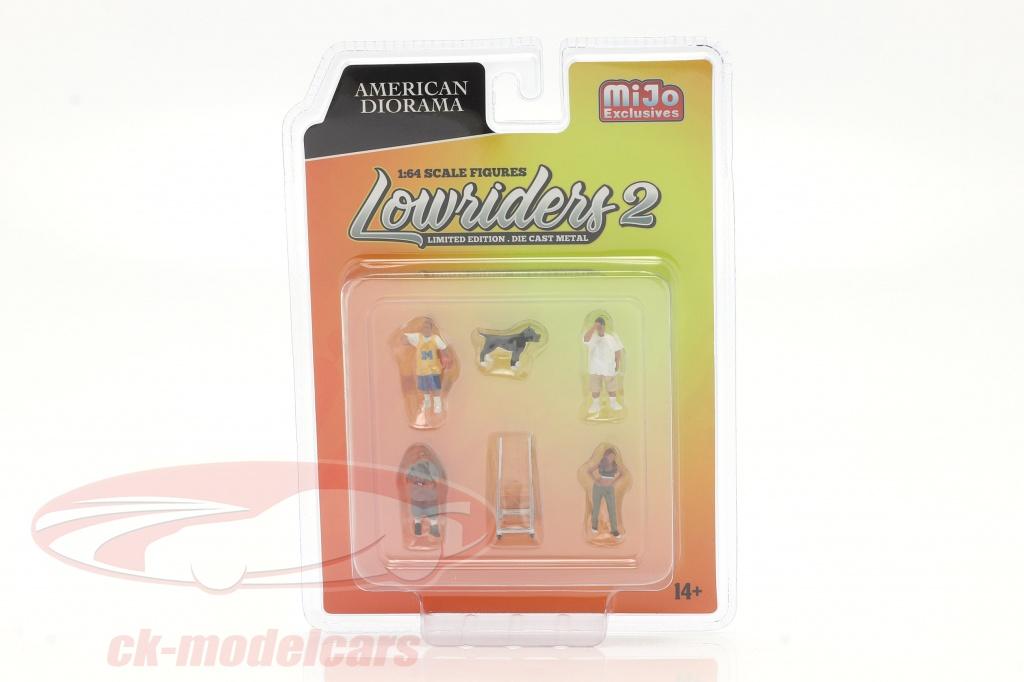 lowriders-figure-set-no2-1-64-american-diorama-ad76461mj/
