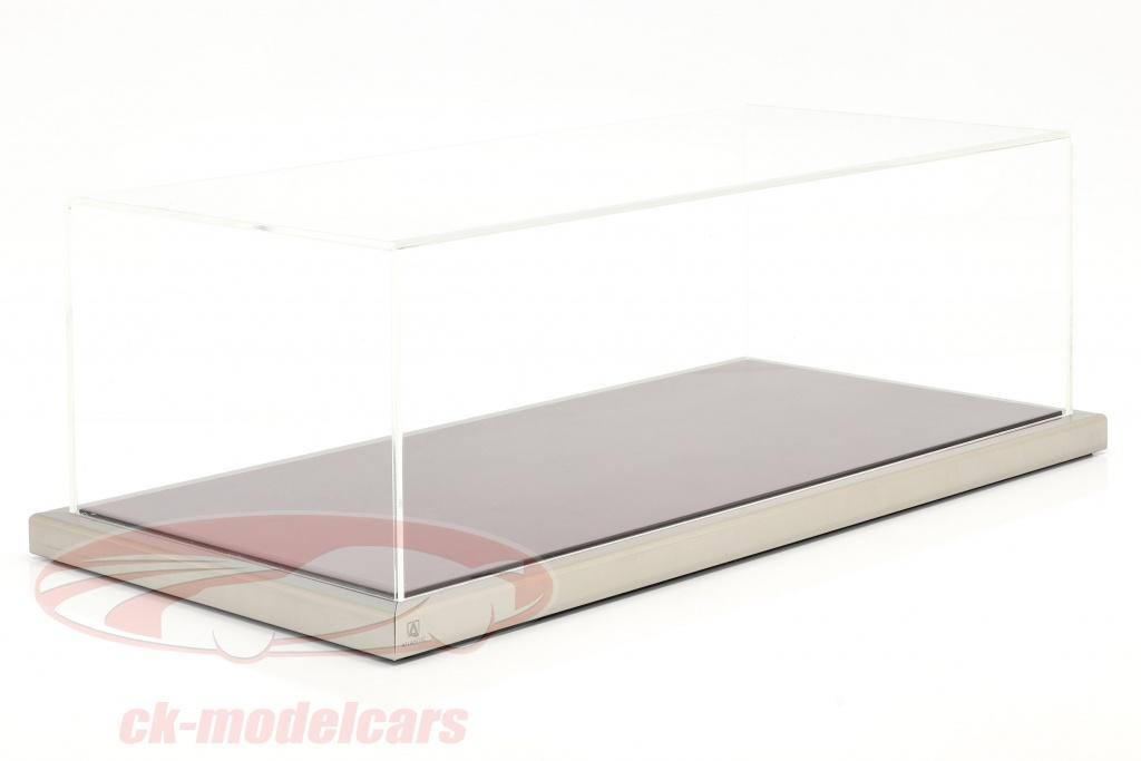 hochwertige-acryl-vitrine-goodwood-mit-holz-metallbasis-mahagoni-silber-1-12-atlantic-10161/