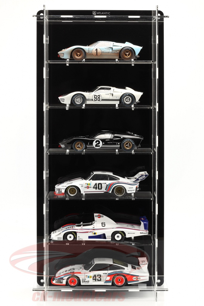 high-quality-acrylic-showcase-multicase-for-6-modelcarss-in-scale-1-18-atlantic-40015/