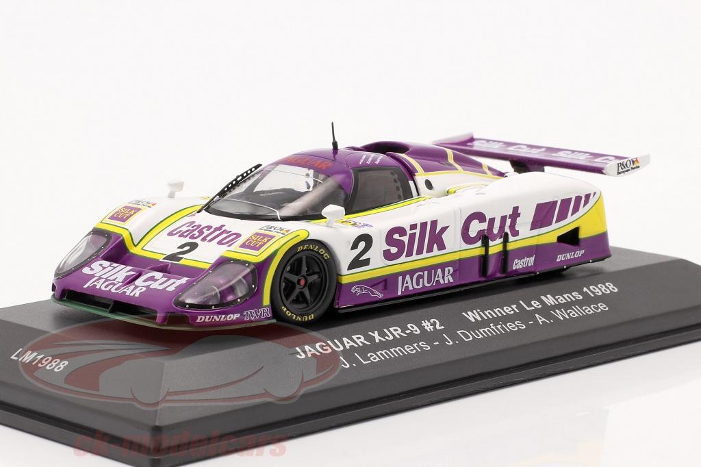 ixo-1-43-jaguar-xjr-9-no2-winnaar-24h-lemans-1988-lammers-dumfries-wallace-lm1988/