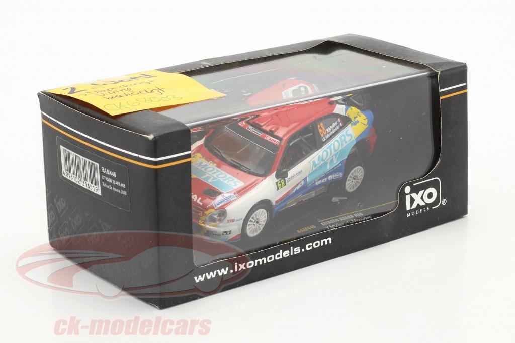 ixo-1-43-citroen-xsara-no68-rally-de-france-2010-2nd-choice-ck68003-2-wahl/