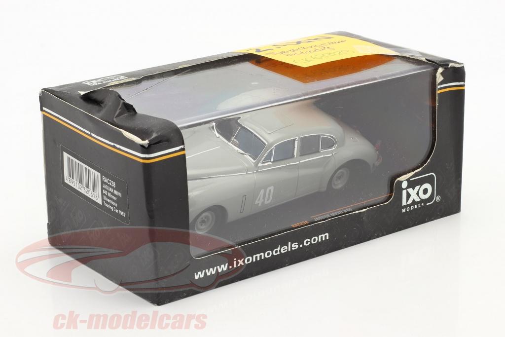 ixo-1-43-stirling-moss-jaguar-mkvii-no40-vinder-silverstone-touring-car-1953-2-valg-ck67989-2-wahl/