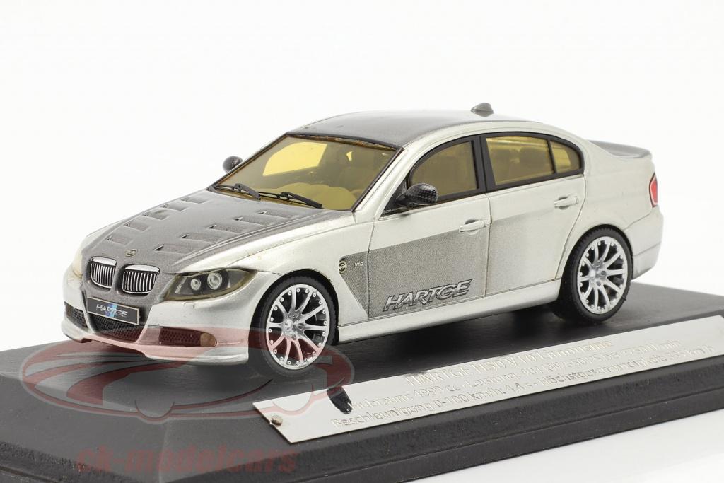 premium-x-1-43-bmw-hartge-h50-v10-limousine-baujahr-2006-silber-pr0029/