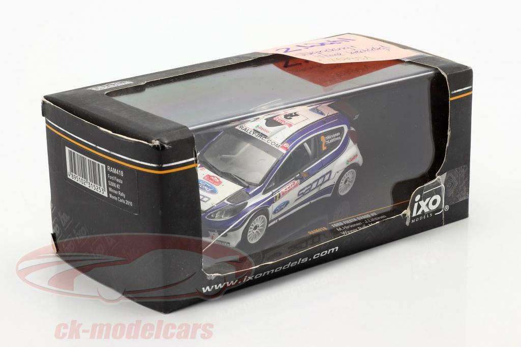 ixo-1-43-ford-fiesta-s2000-no2-hirvonen-lehtinen-rally-monte-carlo-2010-224-choice-ck67951-2-wahl/