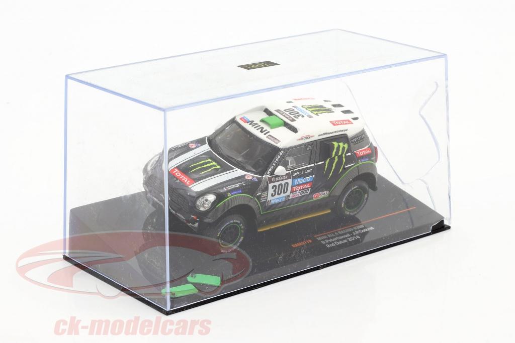 ixo-1-43-mini-all-4-racing-no300-2nd-rally-dakar-2014-peterhansel-cottret-2-keuze-ck68113-2-wahl/