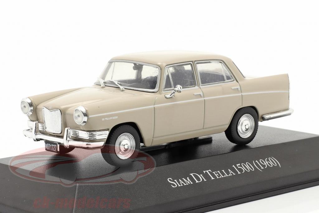 altaya-1-43-siam-di-tella-1500-riley-4-year-1960-beige-magarg17/