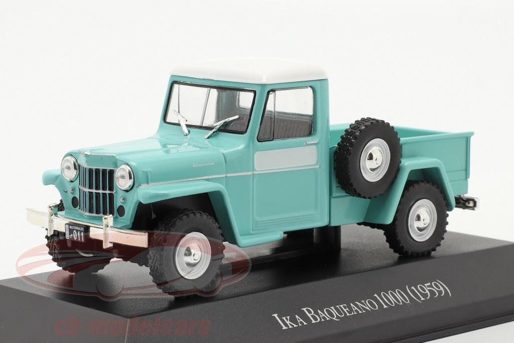 altaya-1-43-ika-baqueano-1000-willys-jeep-truck-ano-de-construccion-1959-turquesa-magarg25/