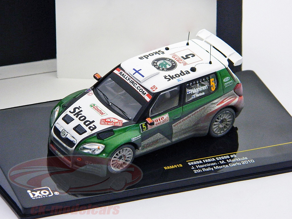 ixo-1-43-skoda-fabia-s2000-no5-hanninen-markkula-2nd-rally-monte-carlo-2010-ram419/