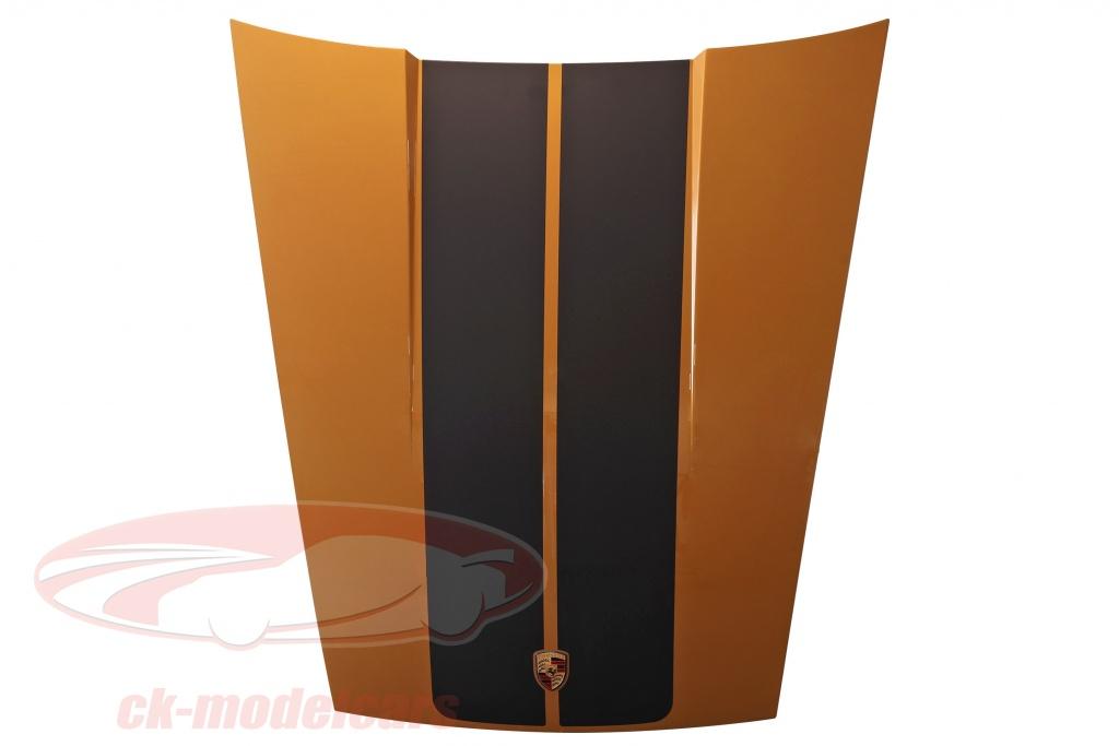 voorkap-porsche-911-g-model-exclusief-ontwerp-goudgeel-metallic-zwart-wap0503050mexc/