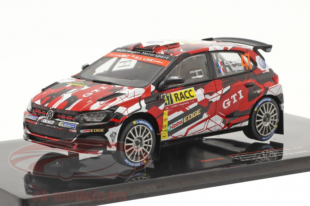 ixo-1-43-volkswagen-vw-polo-gti-r5-no47-rallye-catalunya-2018-camilli-veillas-ram741/