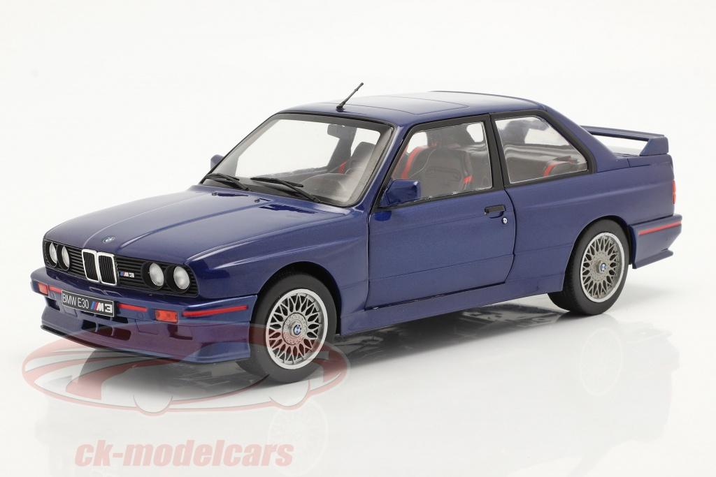 solido-1-18-bmw-m3-e30-coupe-anno-di-costruzione-1990-maurizio-blu-s1801509/