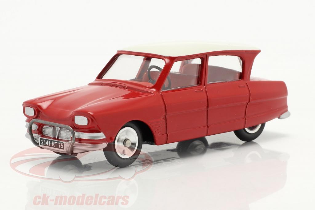 solido-1-43-citroen-ami-6-berline-ano-de-construccion-1961-rojo-s1001142/