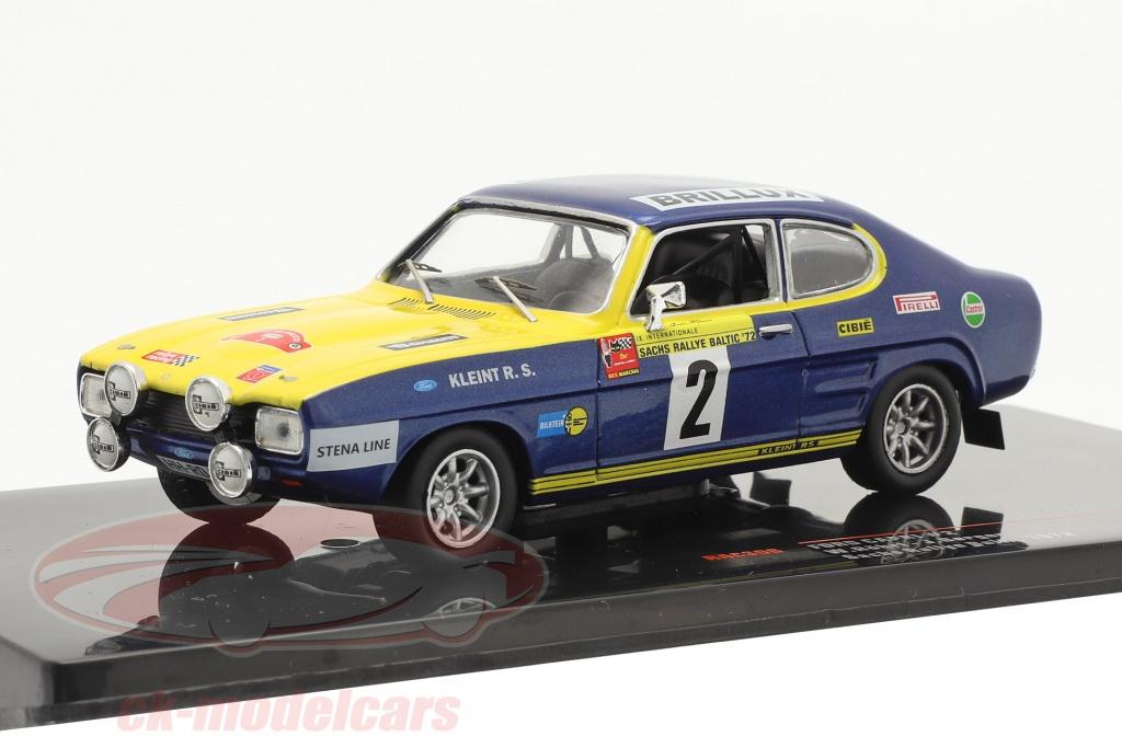ixo-1-43-ford-capri-no2-sachs-rallye-baltique-1972-roehrl-berger-rac308/