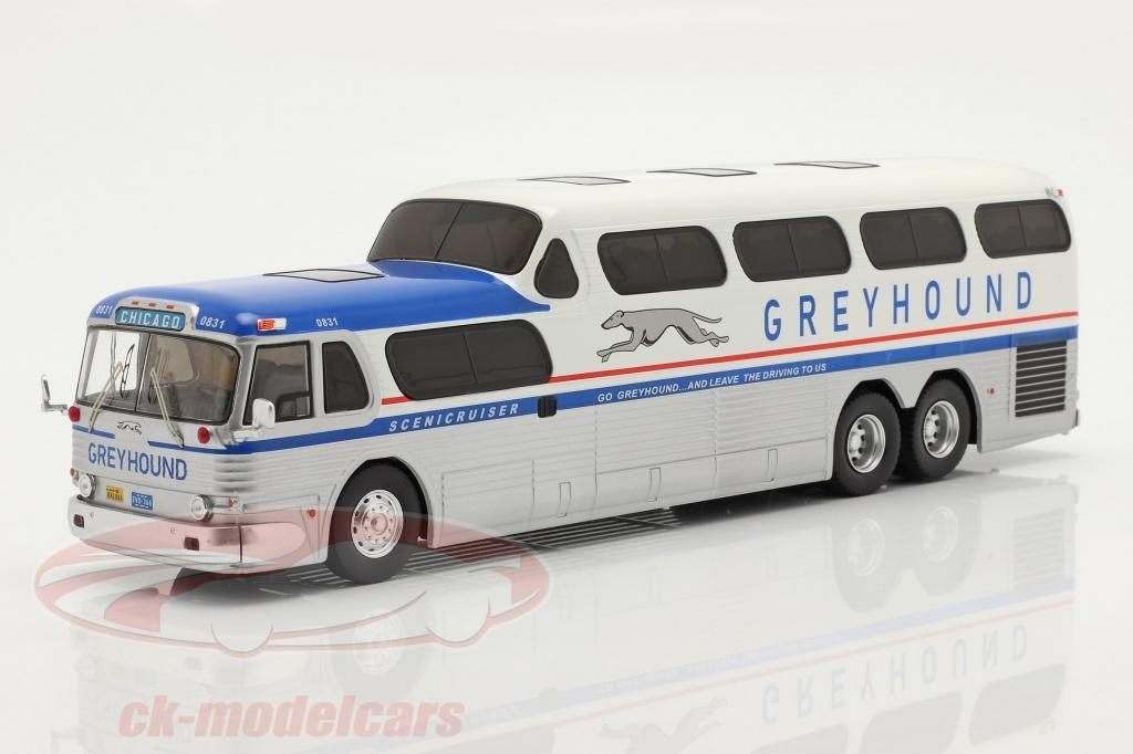 ixo-1-43-gmc-greyhound-scenicruiser-annee-de-construction-1956-argent-blanc-bleu-bus027lq/