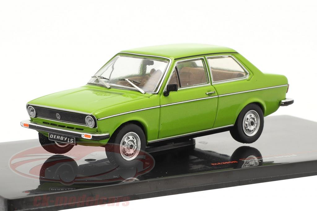ixo-1-43-volkswagen-vw-derby-ls-anno-di-costruzione-1977-verde-clc365n/
