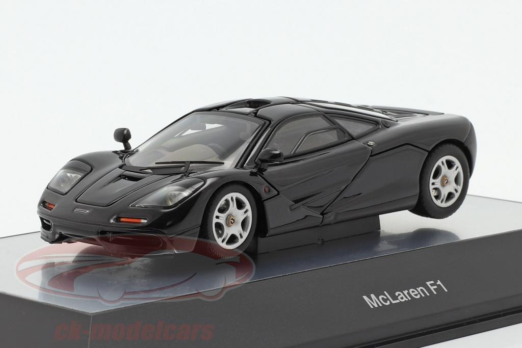 autoart-1-43-mclaren-f1-1993-97-sort-metallisk-56002/