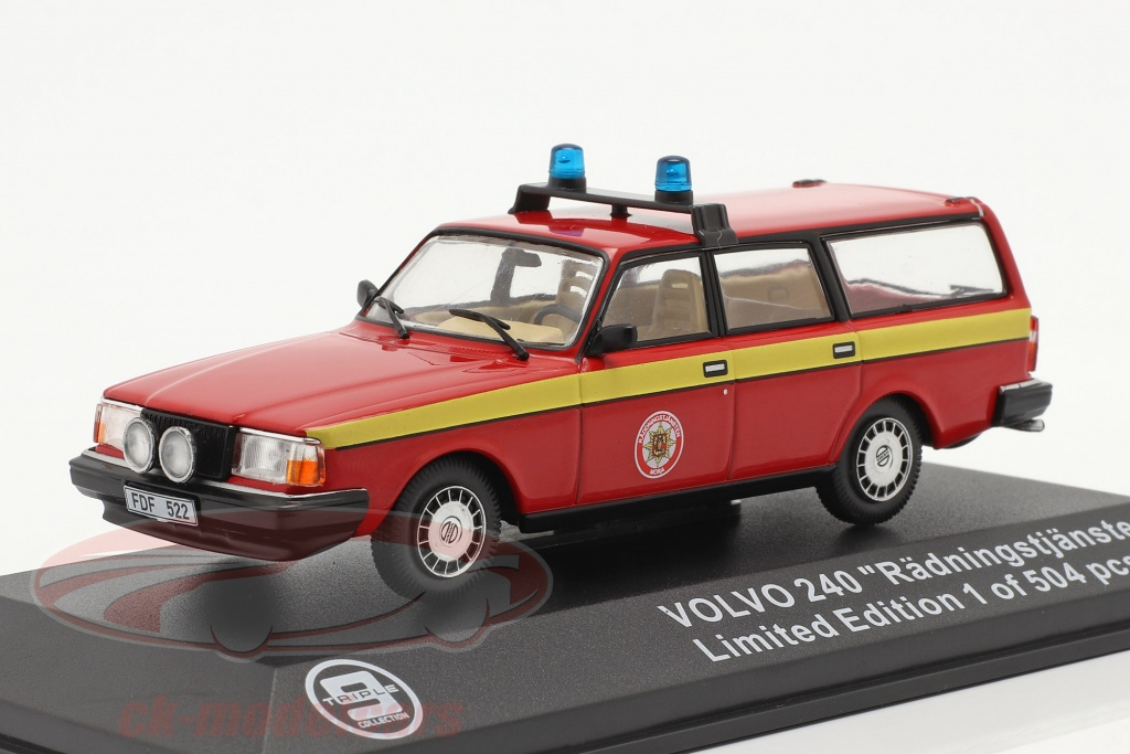 triple9-1-43-volvo-240-pompiers-mora-suede-1983-rouge-jaune-t9-43080/