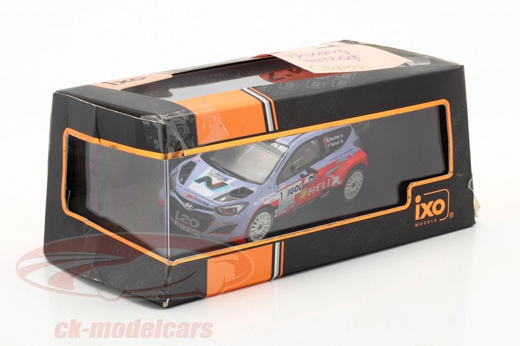 ixo-1-43-hyundai-i20-wrc-no1-winnaar-rally-antibes-2014-bouffier-panseri-2-keuze-ck68436-2-wahl/