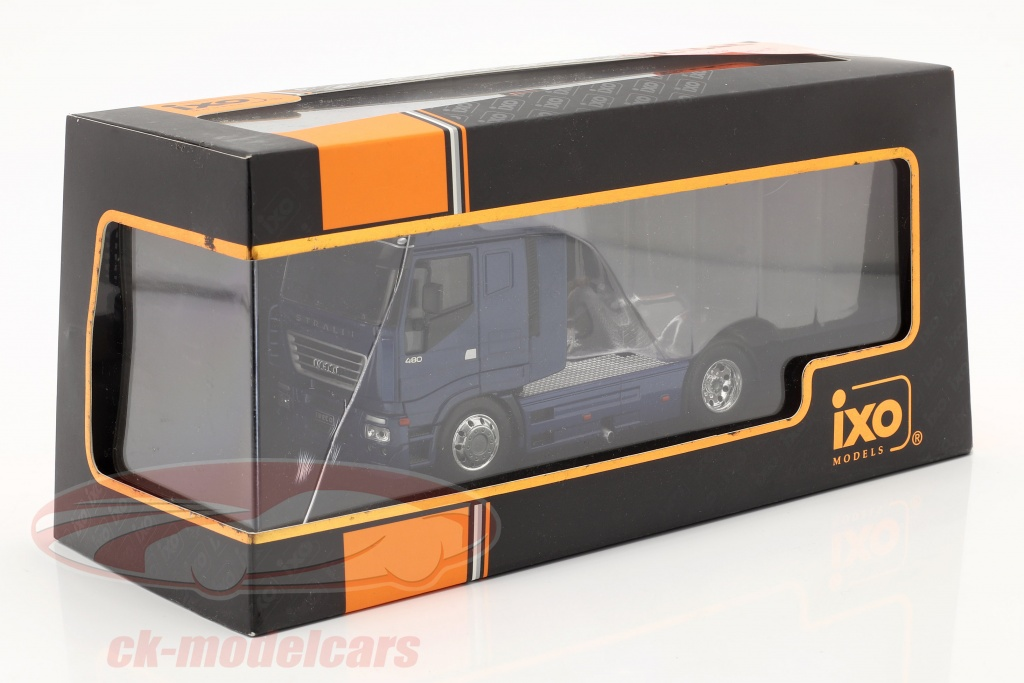 ixo-1-43-iveco-stralis-trattore-unita-anno-2012-blu-metallico-2-scelta-ck68434-2-wahl/