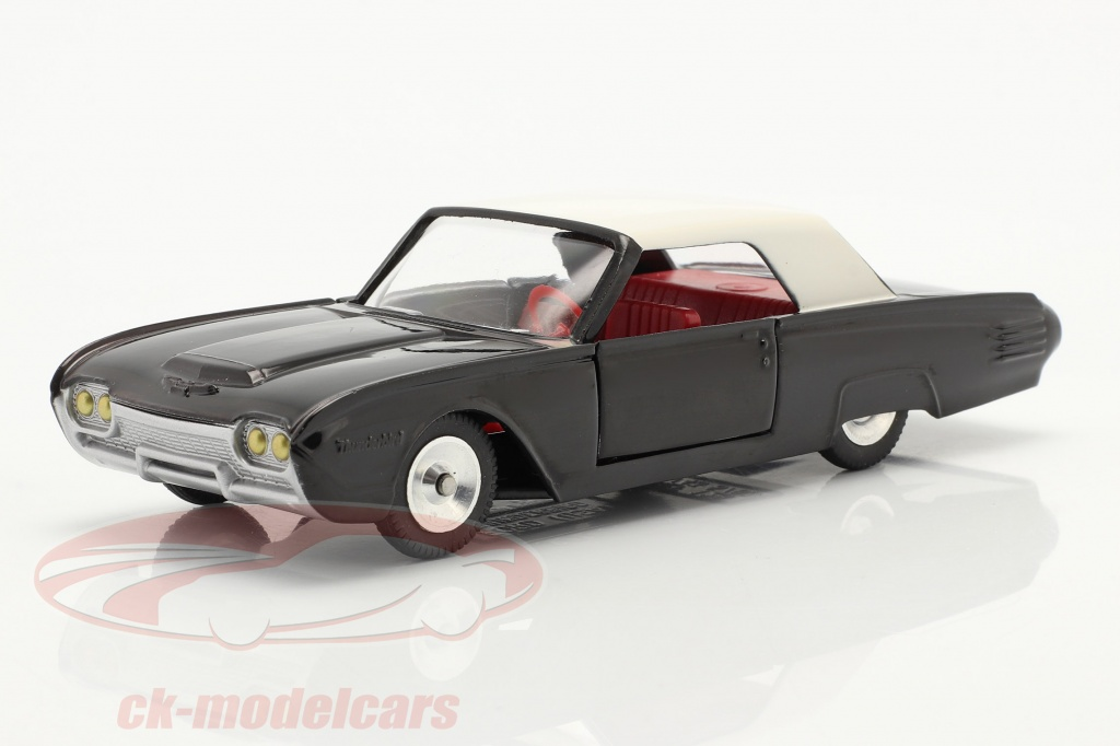 solido-1-43-ford-thunderbird-coupe-year-1962-black-white-s1001282/