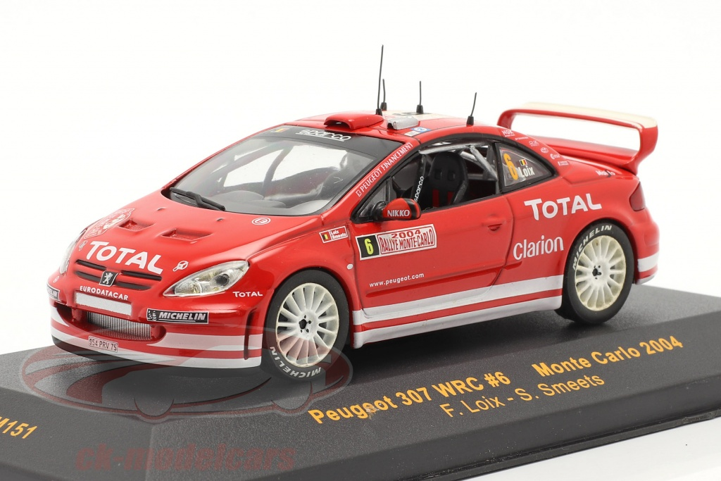 ixo-1-43-peugeot-307-wrc-no6-corrida-monte-carlo-2004-loix-smeets-ram151/