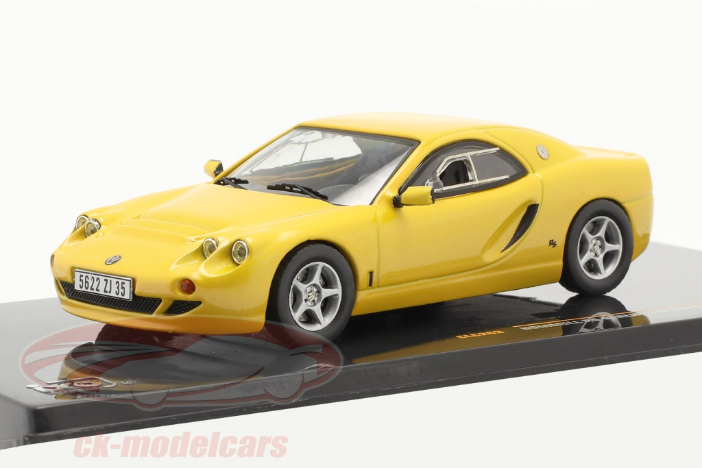 ixo-1-43-hommell-rs-berlinette-anno-1999-giallo-clc263/