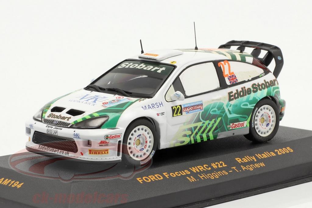 ixo-1-43-ford-focus-wrc-n-22-rallye-italie-2005-ram194/