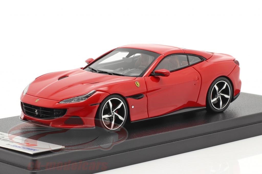 looksmart-1-43-ferrari-portofino-m-anno-di-costruzione-2020-rosso-corsa-ls524c/