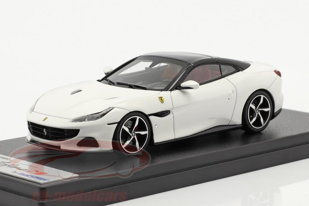 looksmart-1-43-ferrari-portofino-m-year-2020-cervino-white-ls524e/