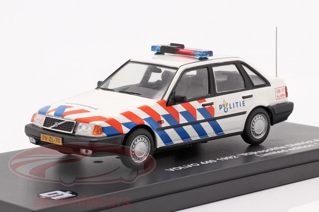triple9-1-43-volvo-440-rijkspolitie-alkmaar-ano-1992-branco-t9-43061/