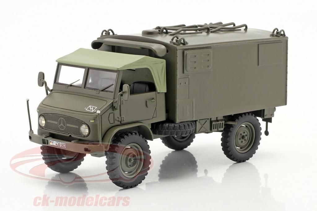 schuco-1-35-mercedes-benz-unimog-404-s-bote-van-vehicule-militaire-olive-450912800/