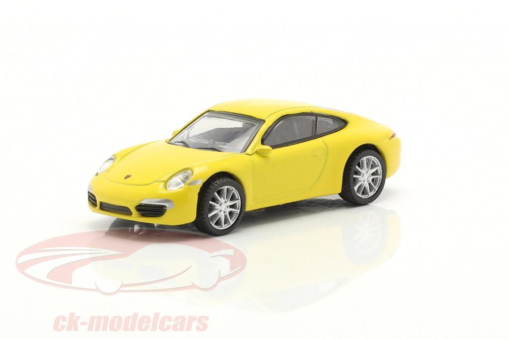 schuco-1-87-porsche-911-991-carrera-s-coupe-jaune-452659900/