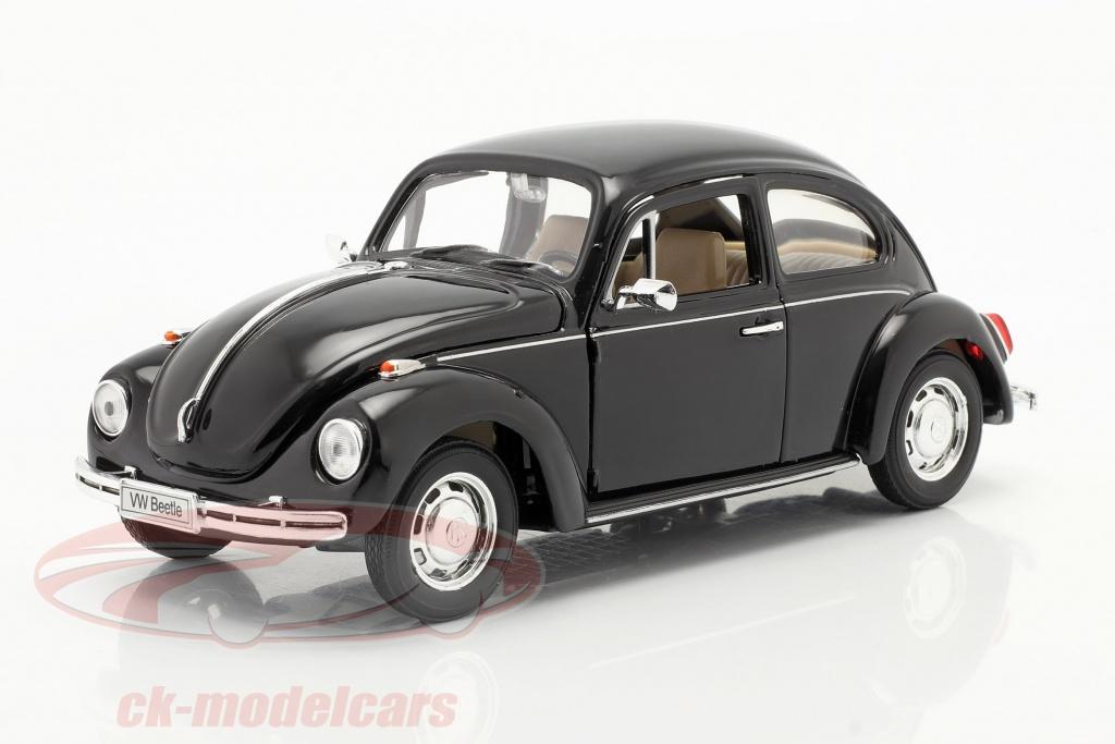 welly-1-24-volkswagen-vw-kaefer-hard-top-r-1959-sort-22436/