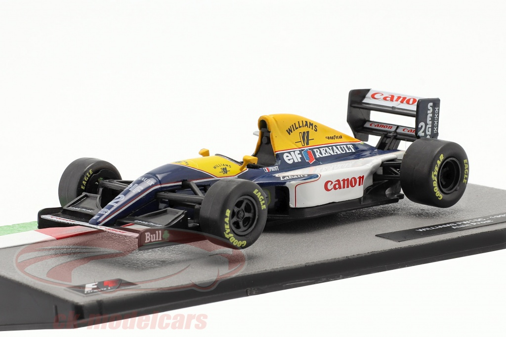 altaya-1-43-alain-prost-williams-fw15c-no2-formule-1-wereldkampioen-1993-magfork016/
