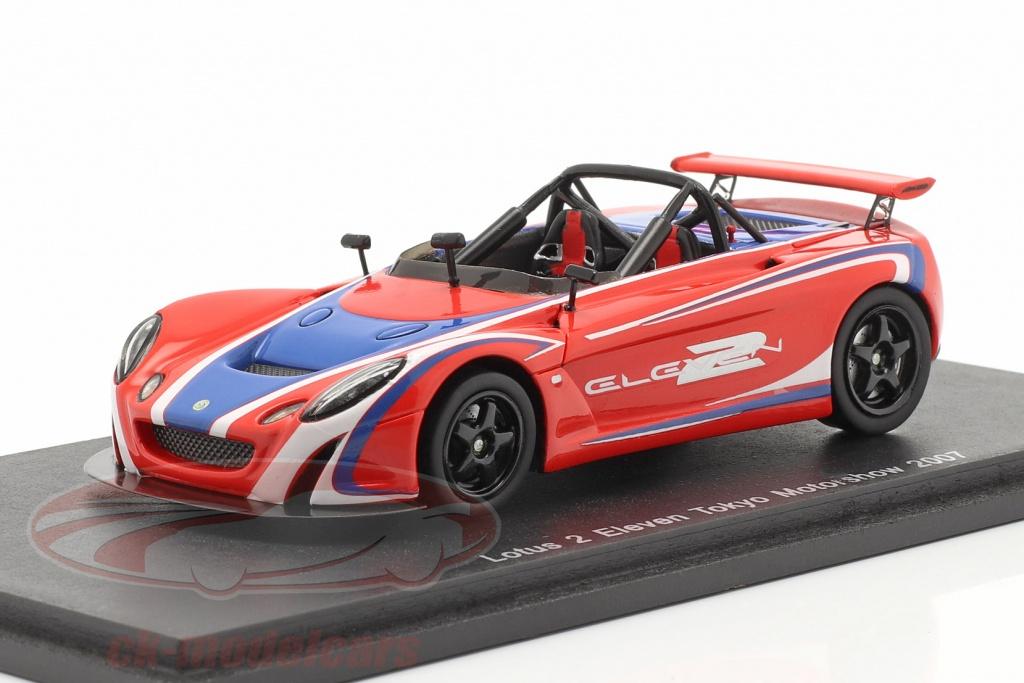 spark-1-43-lotus-2-eleven-tokyo-motorshow-2007-rot-blau-s1234/