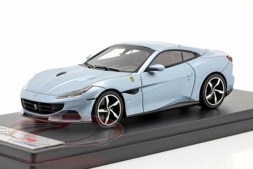 looksmart-1-43-ferrari-portofino-m-year-2020-grey-blue-metallic-ls524a/