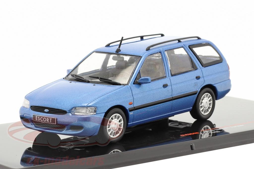 ixo-1-43-ford-escort-turnier-ano-de-construcao-1996-azul-metalico-clc364n/